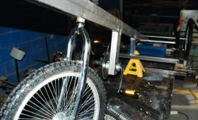 Avanza la Tricicleta