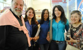 La Fundación Leonardo Da Vinci en la Feria del Libro