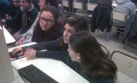 Las Olimpíadas de Informática provinciales convocaron a jóvenes de la ciudad y zona