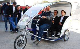 La Fundación Da Vinci está en el proceso de creación de un motovehículo