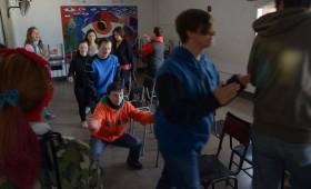 Fútbol Callejero: Estudiantes de 4to año con ASDRIC