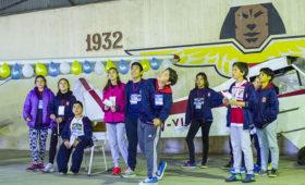 """Campeonato de aviones de papel """"Héroes de Malvinas"""""""