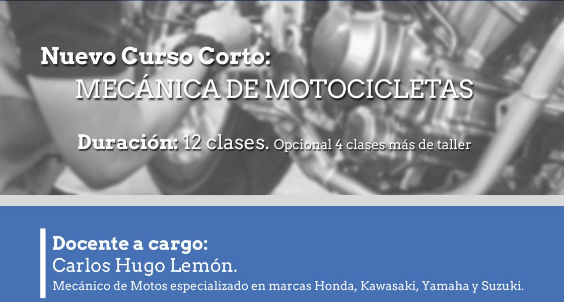 Curso corto de Mecánica de Motocicletas