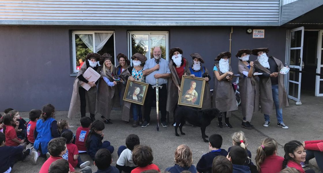 Celebrando el natalicio de Da Vinci
